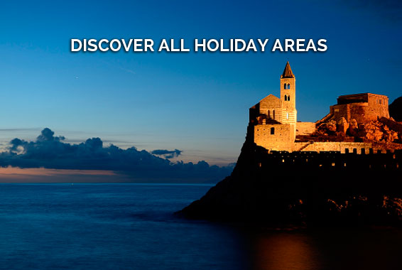 Discover all holiday areas