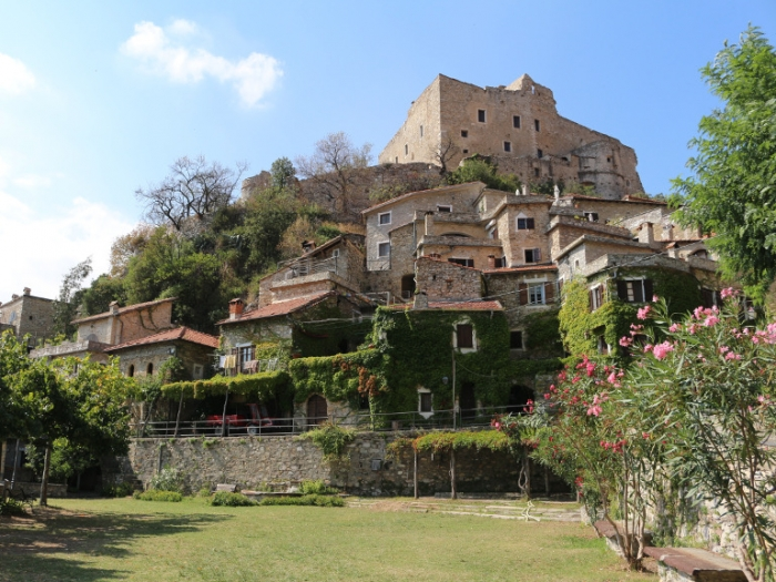 10 Itineraries in Liguria scenic villages
