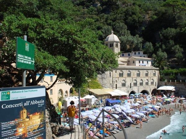 Once upon a time in San Fruttuoso