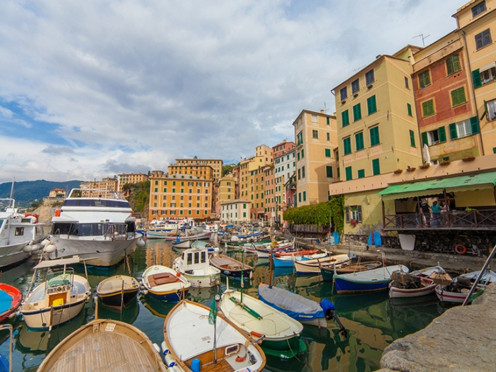 Portofino and the others