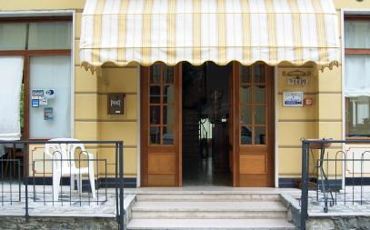 ingresso Albergo Nena Moneglia
