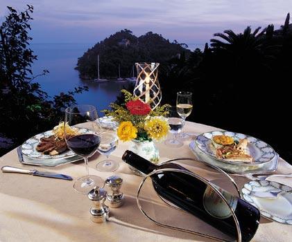 Panoramica Hotel Splendido Portofino