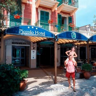 Esterna Piccolo Hotel
