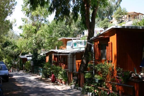 Case Tigullio Camping Sestri Levante