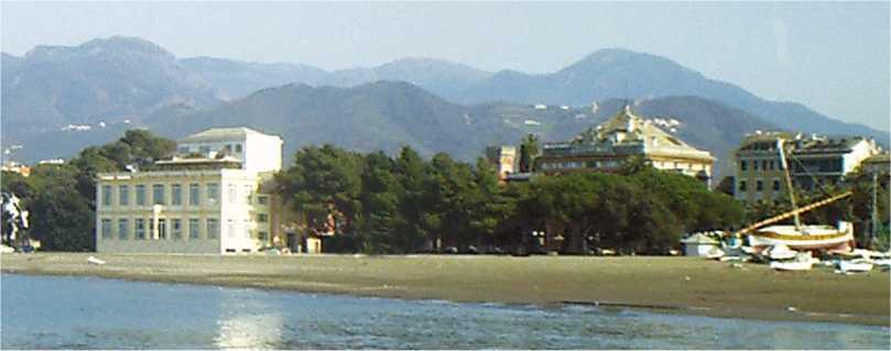 Esterna Suite Hotel Nettuno Sestri Levante