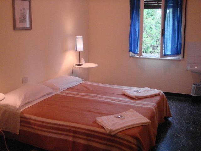 Camera doppia Villa delle Pesche Sestri Levante